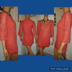 Flying Tomato size large top or dress
